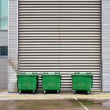 Dumpsters Stock Photos