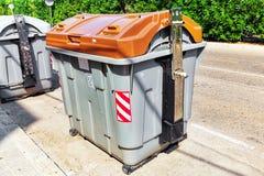 Dumpsters. Stock Photos