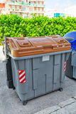 Dumpsters. Royalty Free Stock Photo