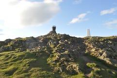 Dumyat peak in Stirling Stock Photography