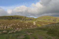 Dumyat peak in Stirling Royalty Free Stock Photo
