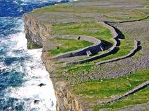 Dun Aengus Inishmore Royalty Free Stock Image