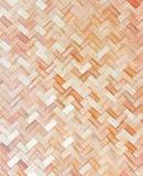 Dun bamboe weav Stock Foto's