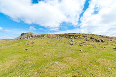 Dun Beag Fort Royalty Free Stock Image