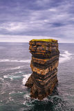 Dun Briste, Downpatrick Head, Co.Mayo Stock Photo