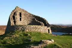 Dun Carloway Royalty Free Stock Photos