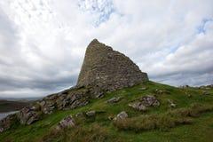 Dun Carloway royalty-vrije stock fotografie