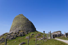 Dun Carloway Broch Stock Photos