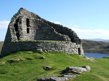 Dun Carloway Broch Royalty Free Stock Image