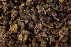 Dun Din oolong chinese tea Royalty Free Stock Image