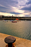 Dun Laoghaire Stock Photography