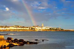 Dun Laoghaire Royalty Free Stock Photography