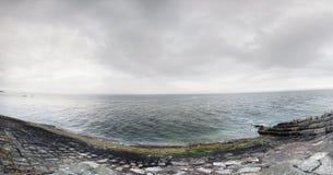 Dun Laoghaire Dublino del mare fotografia stock libera da diritti