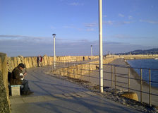 Dun Laoghaire Royalty Free Stock Photo