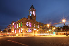 Dun Laoghaire Town Hall Royalty Free Stock Images