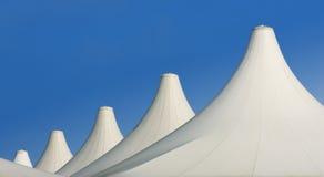 Duna blanca urbana fotos de archivo libres de regalías