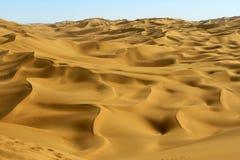 A duna de areia fotografia de stock