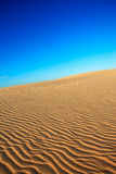 Duna de areia do cumbuco Imagens de Stock Royalty Free