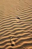Duna de areia do cumbuco Fotos de Stock Royalty Free