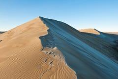 Duna de arena fotografía de archivo