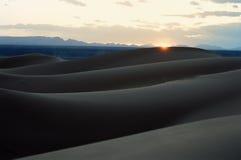 Duna del desierto Imagenes de archivo