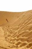 Duna del desierto de Sáhara Foto de archivo libre de regalías