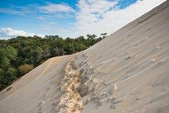 Duna di Pyla, il più alta duna di Europa Fotografie Stock