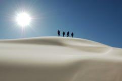 Duna di sabbia Fotografie Stock