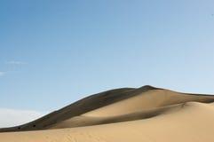 Duna di sabbia Fotografie Stock Libere da Diritti