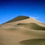 Duna di sabbia di canto Immagini Stock Libere da Diritti