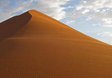 Duna di sabbia di Sossusvlei Fotografie Stock Libere da Diritti