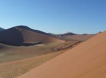Duna 45 Namibia Immagine Stock Libera da Diritti