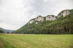 Dunabe Valley, Germany Stock Photo