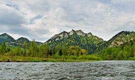 Dunaec river. Stock Photos