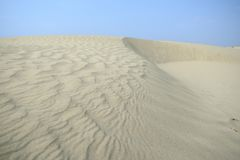 dunaire Photographie stock libre de droits