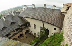 Dunajec castle Royalty Free Stock Photos