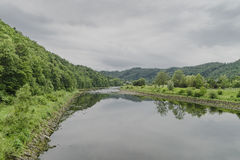 Dunajec River Royalty Free Stock Photography