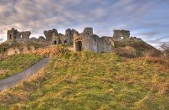 Dunamase slott, Portlaoise, Irland Fotografering för Bildbyråer