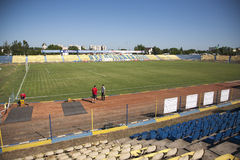 Dunarea stadium Royalty Free Stock Photos