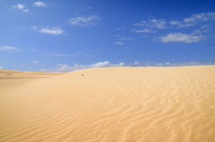 Dunas Royalty Free Stock Image