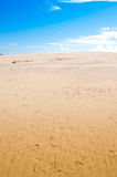 Dunas Royalty Free Stock Photos