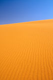 Dunas de areia Foto de Stock