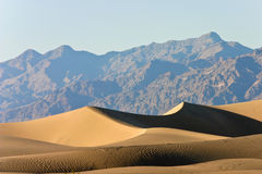 Dunas de areia Imagem de Stock