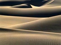 Dunas de areia Fotografia de Stock Royalty Free