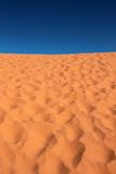 Dunas de areia cor-de-rosa corais Foto de Stock