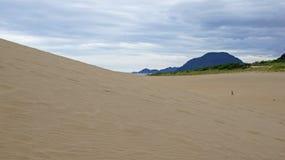 Dunas de areia de Tottori em Japão foto de stock royalty free