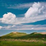 Dunas de areia, PEI National Park Fotografia de Stock