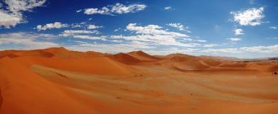Dunas de areia perto de Swakopmund Fotografia de Stock Royalty Free