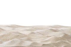 Dunas de arena imagen de archivo