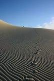 Dunas de arena de Eureka Imágenes de archivo libres de regalías